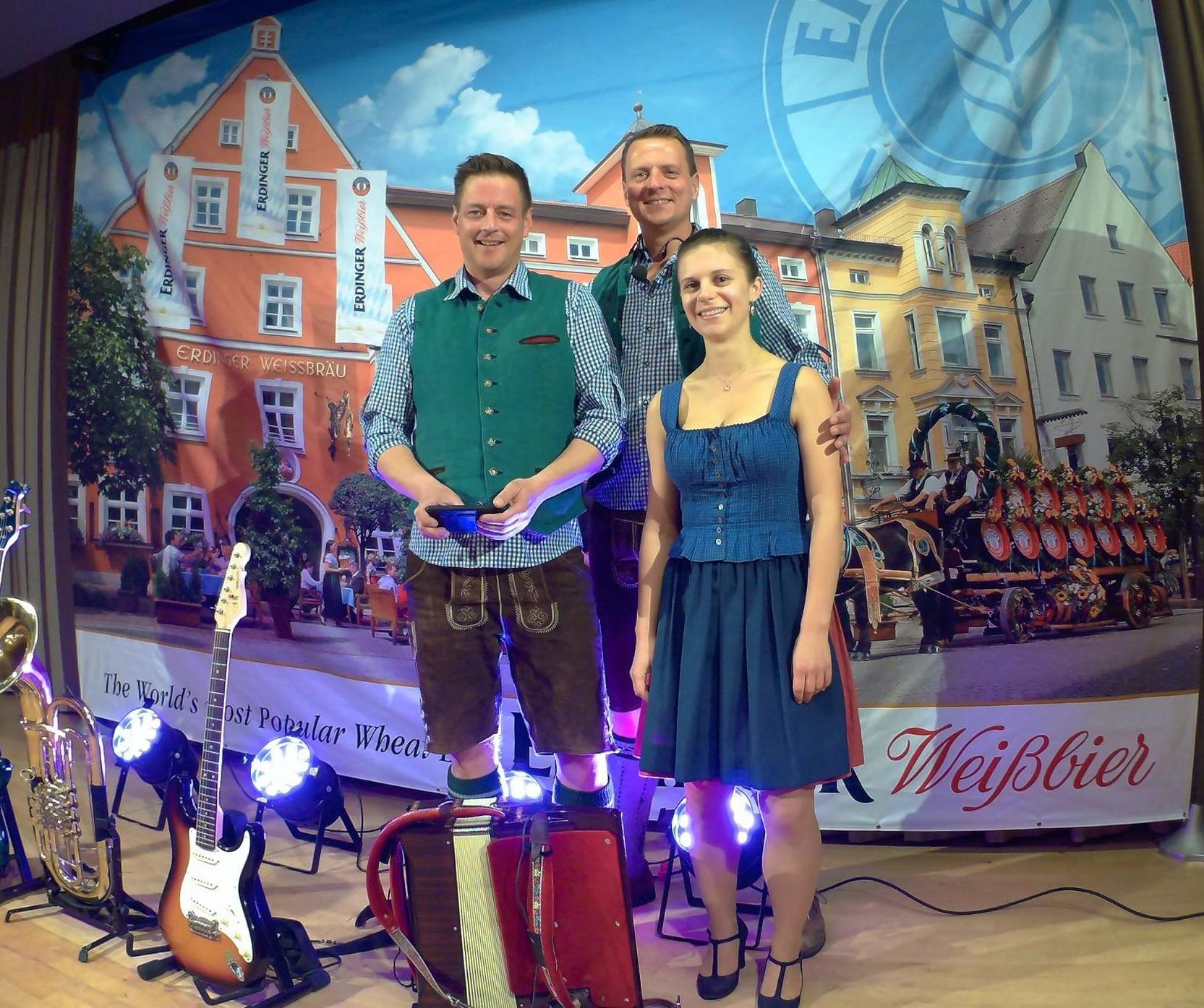 Oktoberfest Band Vaduz