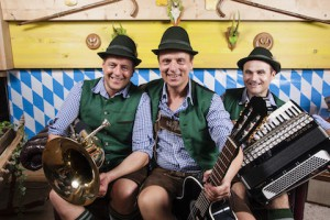 Oktoberfest Band Bodensee