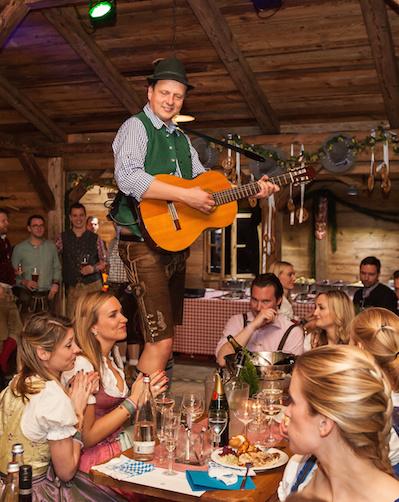 Oktoberfest Band Starnberg