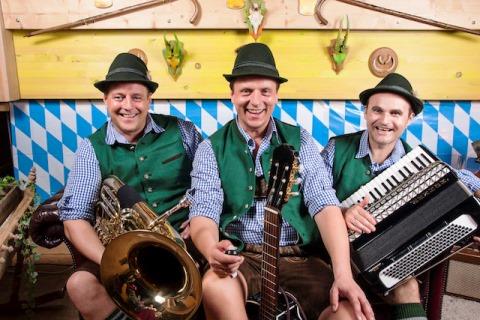 Volksmusik Band in Eichstaett Neuburg Schrobenhausen Pfaffenhofen