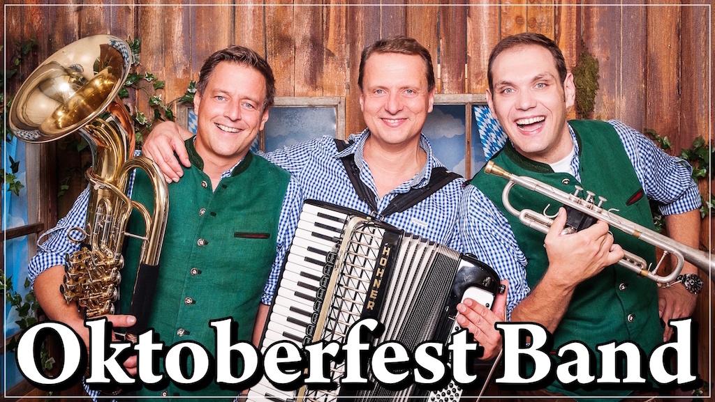 Oktoberfest Band buchen