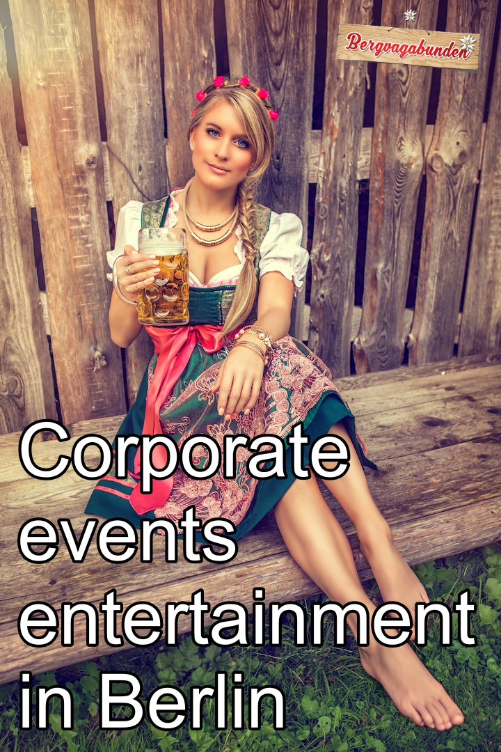 corporate events entertainment in Berlin