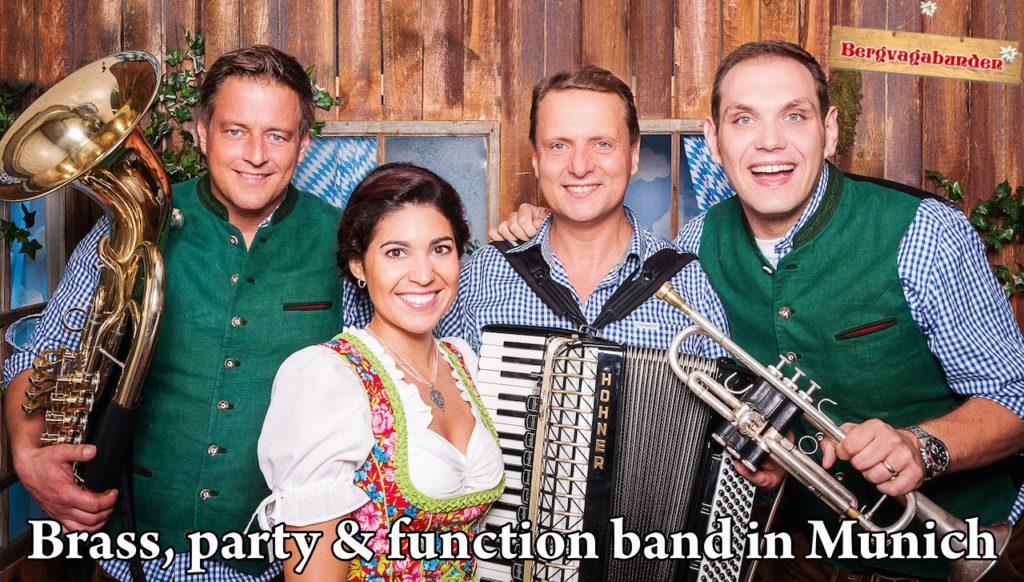 Brass band Munich