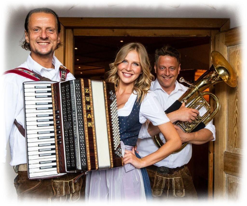 German folk band