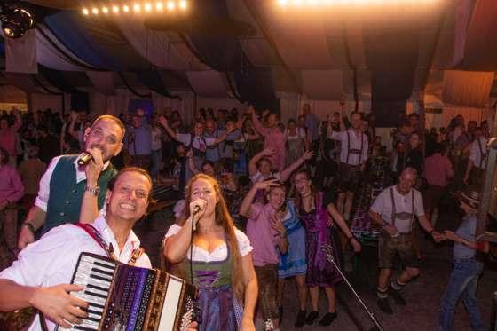 Oktoberfest Band Gstaad