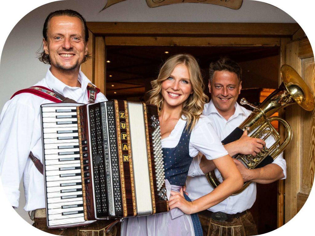 Band für Standparty in München. Stuttgart und Nürnberg