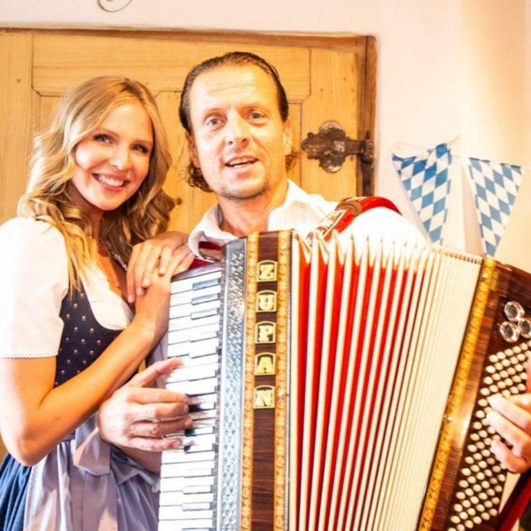 Band für Event auf Schloss Elmau