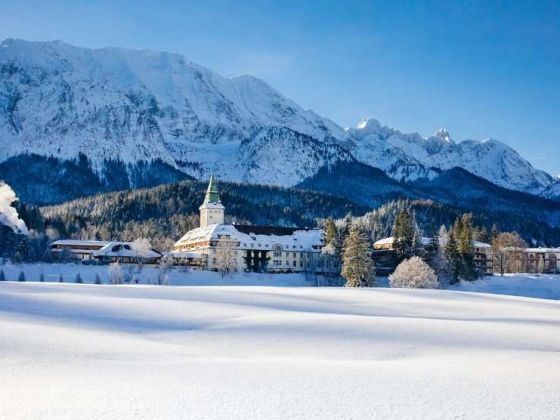 Event venue near Munich: castle Schloss Elmau