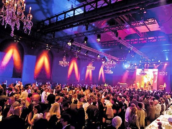 Event venue in Munich: Muffathalle