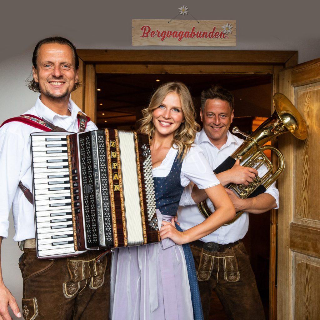 Musiker für Richtfest in Nürnberg Stuttgart München