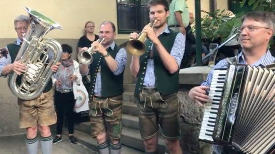 Bavarian bands