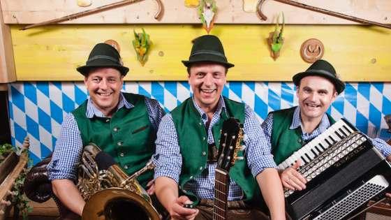 Bayerischer Abend Musik Unterhaltung