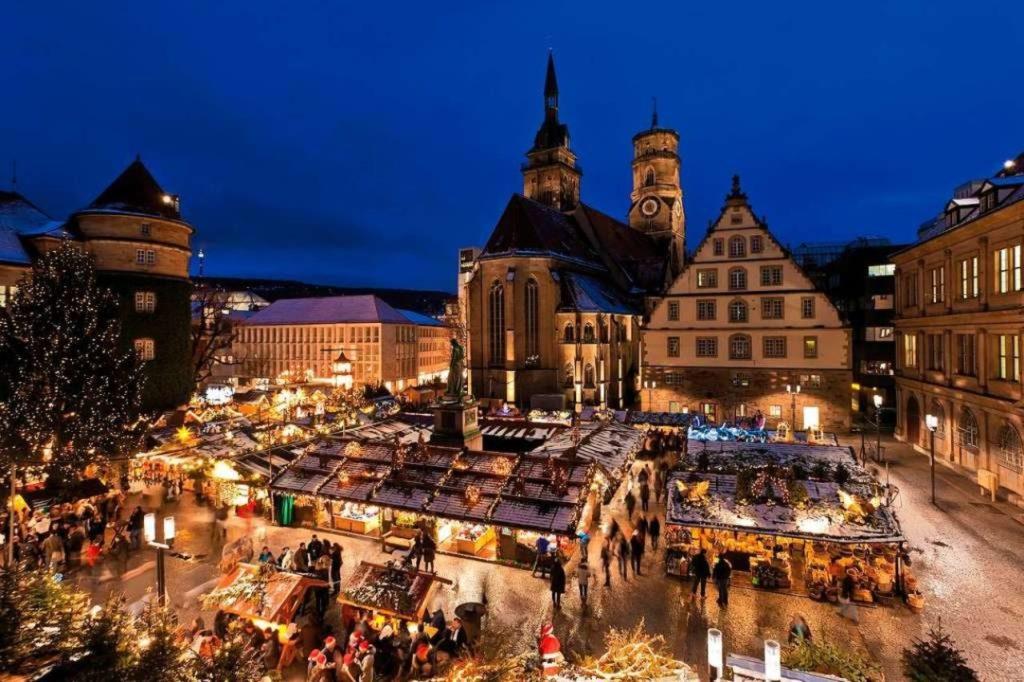 Stuttgarter Band Weihnachten