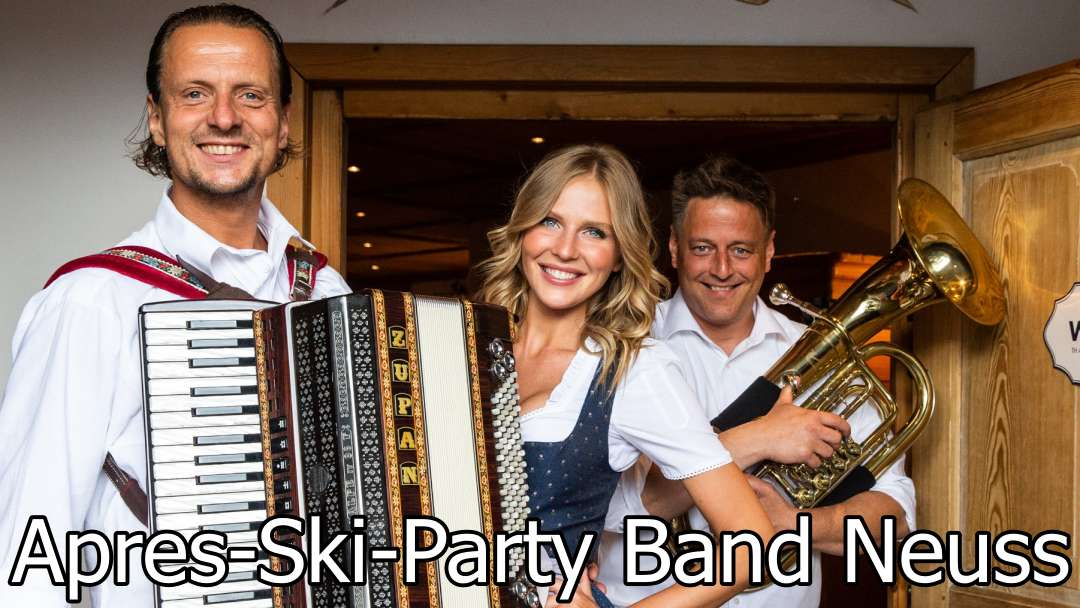 Aprés Ski Party Band Neuss