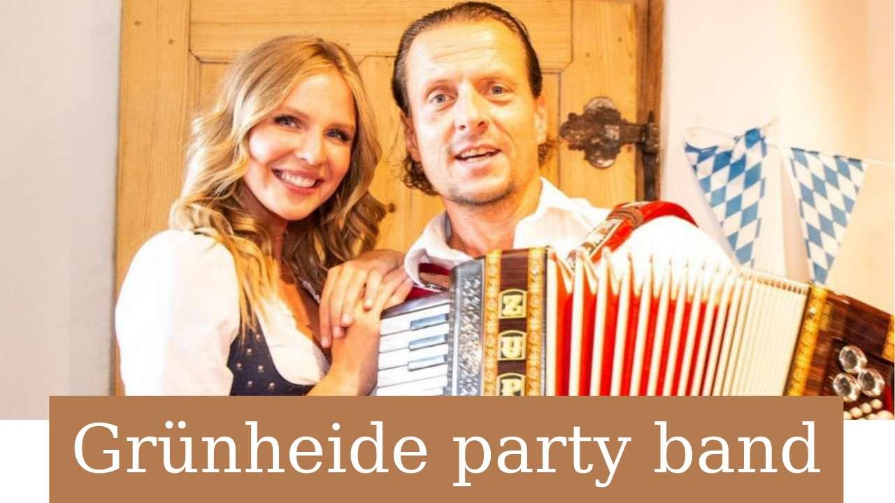 Grünheide party band