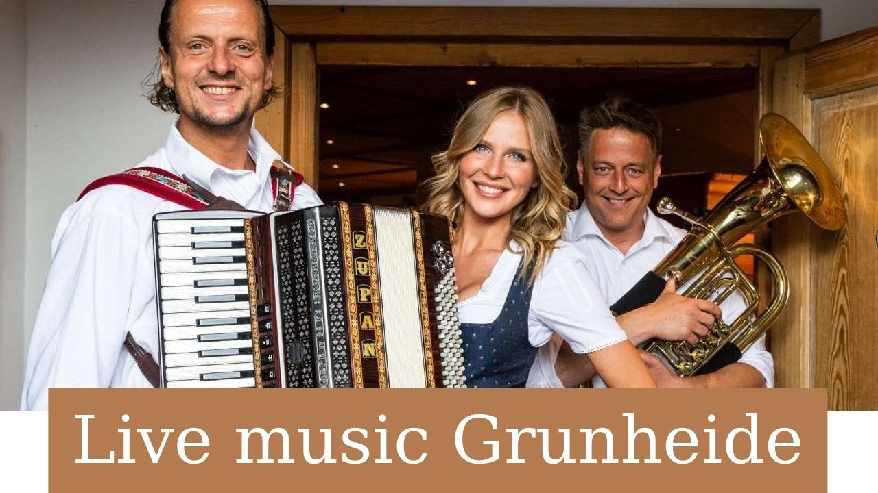 Live music Grunheide