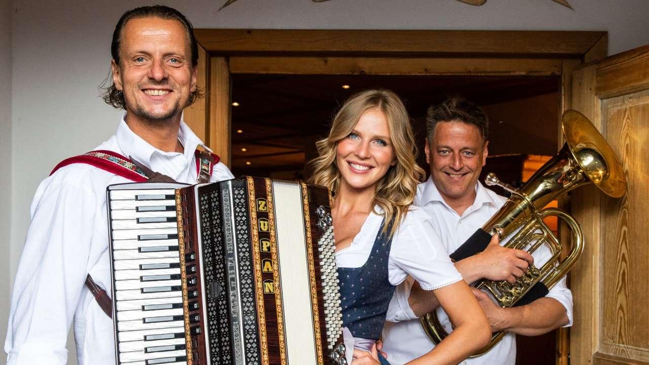 Oktoberfest band in Nederland