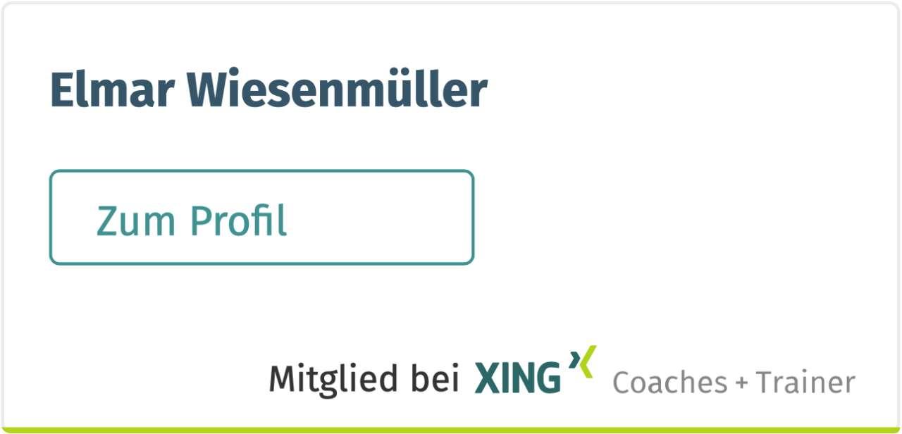 SEO Coach Trainer Elmar Wiesenmueller