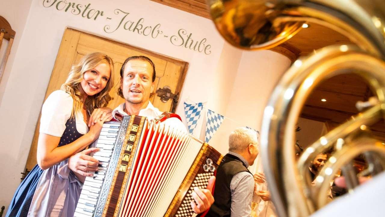 Wasen Band Oktoberfestband Stuttgart
