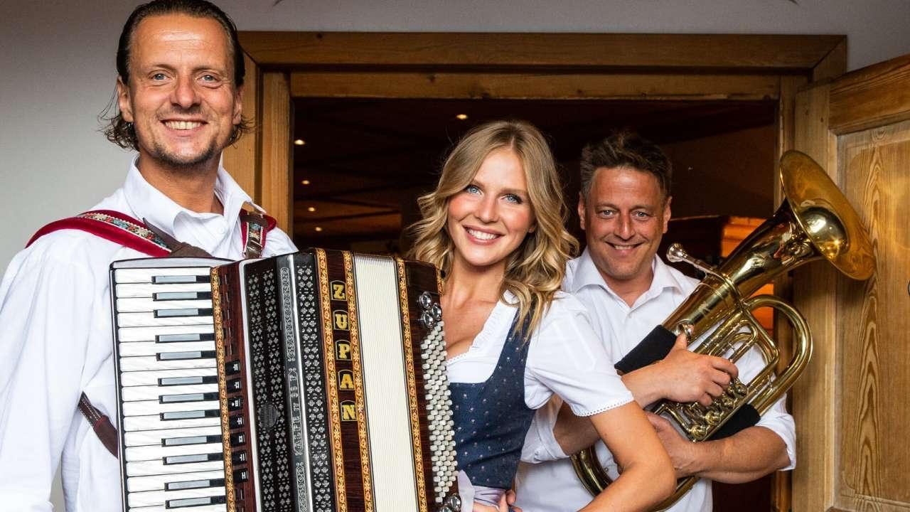 Bayerische Oktoberfest Band Leipzig